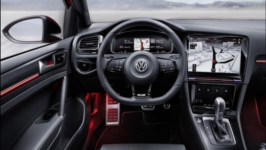 Volkswagen Golf, domani è il giorno del restyling