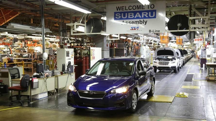 Subaru, yakıt tüketim verilerinin doğruluğunu araştırıyor