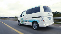Nissan e-NV200 e-Bio Full-Cell