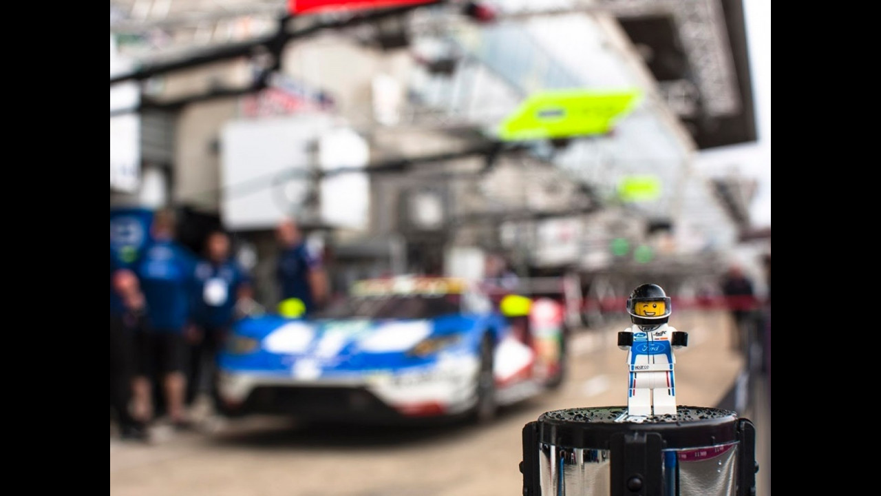 Lego Speed Champions Ford