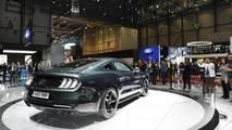 Ford Mustang Bullitt desde el salón de Ginebra 2018