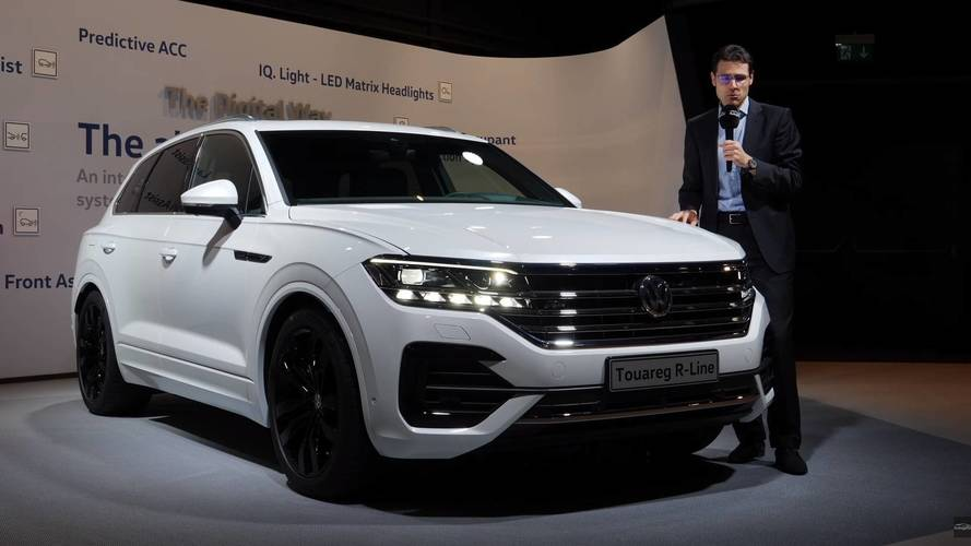 Spend 30 Minutes Of Your Day With The 2019 VW Touareg