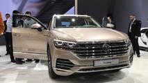 2019 VW Touareg at Bucharest Auto Show