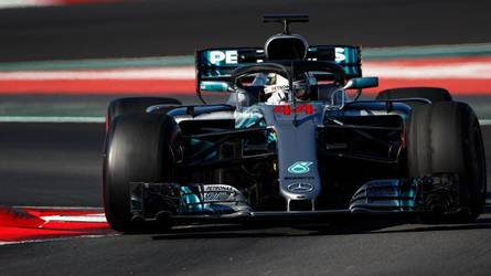 Mercedes warns of powerful 'party' mode for 2018 F1 engine