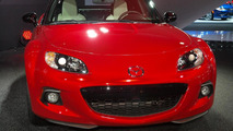 Mazda MX-5 25th Anniversary Edition at 2014 New York Auto Show