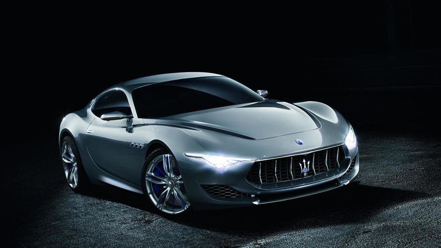 FCA designer says the Maserati Alfieri will closely resemble the concept [video]