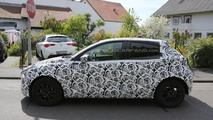 2015 Mazda2 spied in Germany