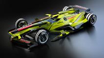 2030'da Formula 1