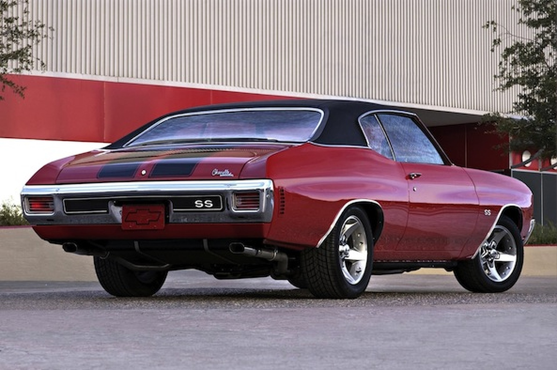 Chevrolet Bringing Back Chevelle?