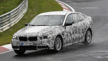 BMW 5 Series Gran Turismo spy photo