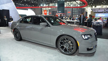 2017 Chrysler 300S live at New York Auto Show 2016