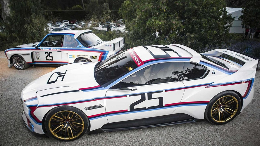 BMW drops promo clip with 3.0 CSL Hommage R concept [video]