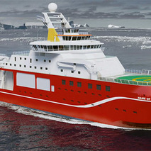 The Internet Votes to Name a $283 Million Ship 'Boaty McBoatface'