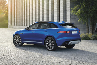 The Fast and the Functional: Jaguar F-Pace Will Get 550HP SVO Treatment