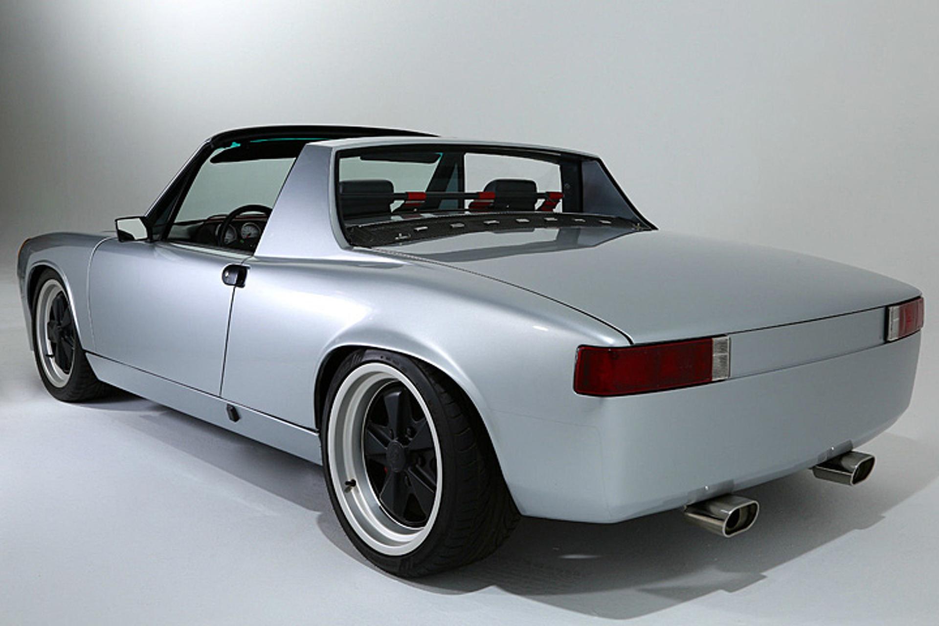 A V8 Beats Inside this '70s Porsche 914   Motor1.com Photos