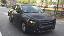 2016 / 2017 Fiat Linea spy photo