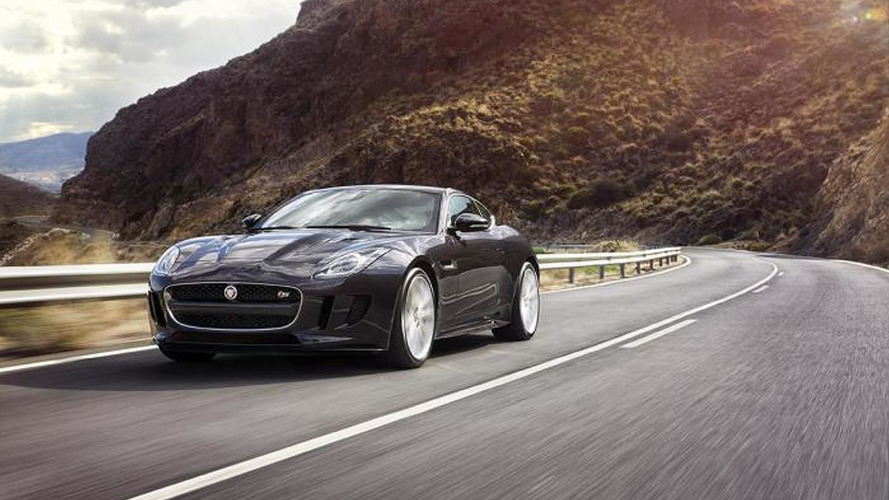 2016 Jaguar F-Type gains six-speed ZF manual gearbox on select versions