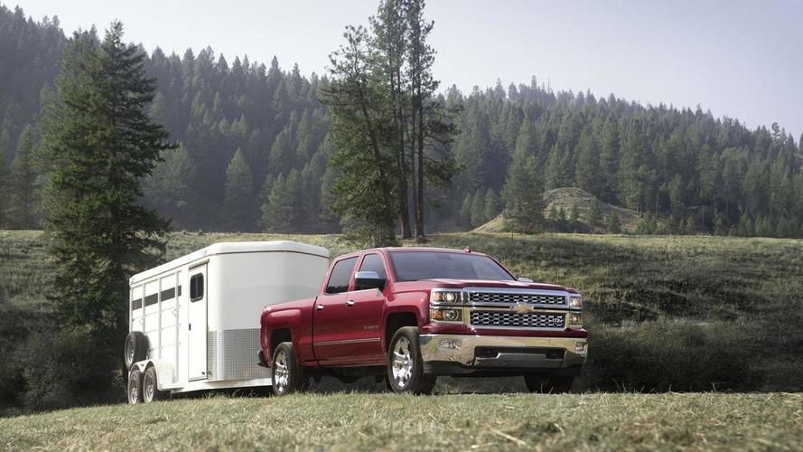 2015 Chevrolet Silverado, GMC Sierra & Yukon Denali gain new eight-speed gearbox