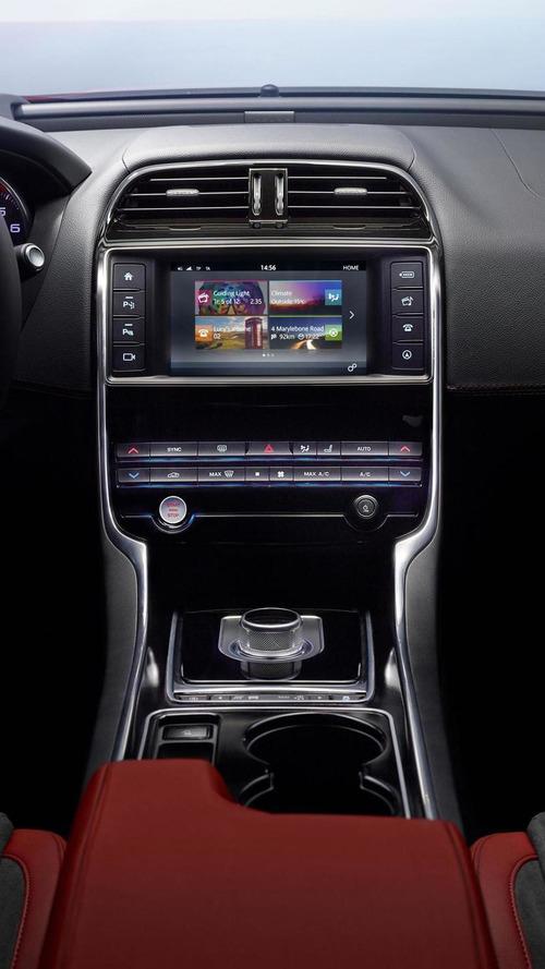 2015 Jaguar XE unveiled in London [video]