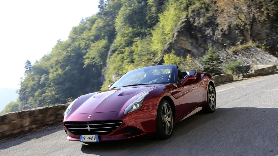 Ferrari California T tackles Monte Carlo [video]