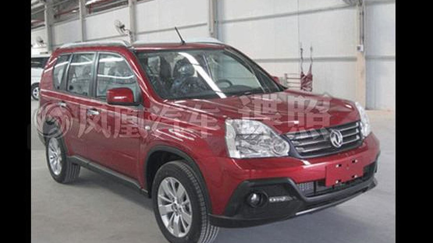 Previous Nissan X-Trail gets second life in China as the Dongfeng MX6