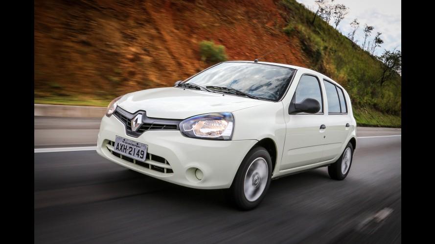 Renault Clio deixará de ser produzido em 2016 - Kwid virá em seu lugar