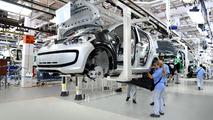 Fabrica Volkswagen Taubate - up