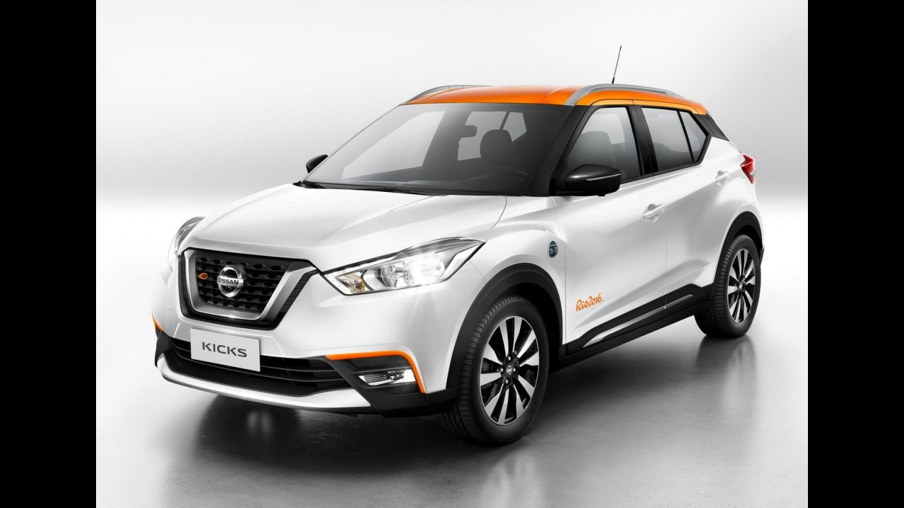 Nissan Kicks tem pré-venda a partir de sexta (17) com preço inicial de R$ 89 mil