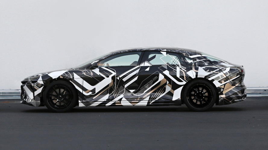 Lucid EV sedan promises more space in a smaller body