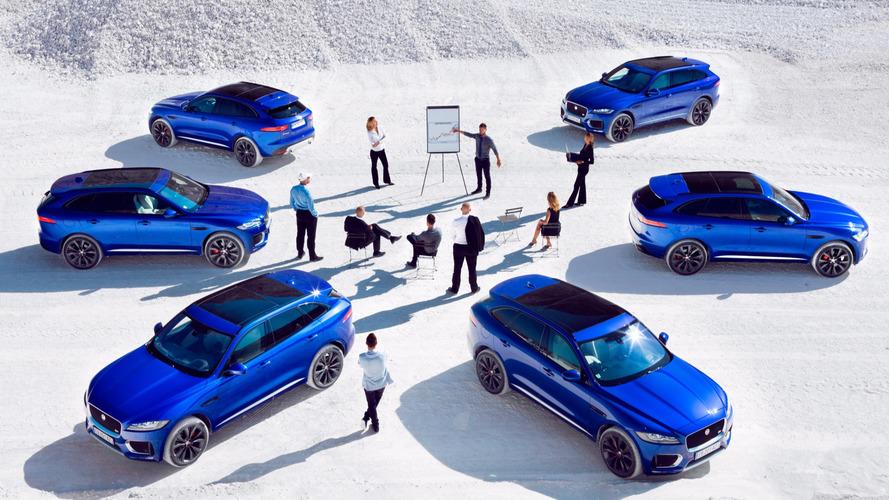 Le Jaguar F-Pace élu meilleure voiture de l'année