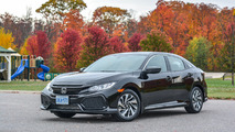 2017 Honda Civic Hatchback: Review (Canada)