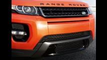 Range Rover Evoque 2016 terá novos faróis adaptativos full LED