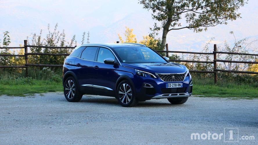 Deuxième titre de voiture de l'année pour le Peugeot 3008