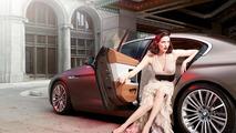 BMW 6-Series Gran Coupe burlesque photos by Uwe Duttmann