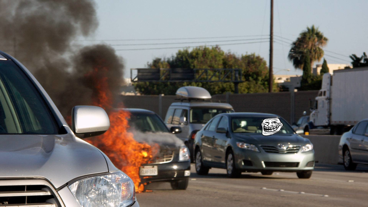 Atitudes que nos deixam loucos no trânsito