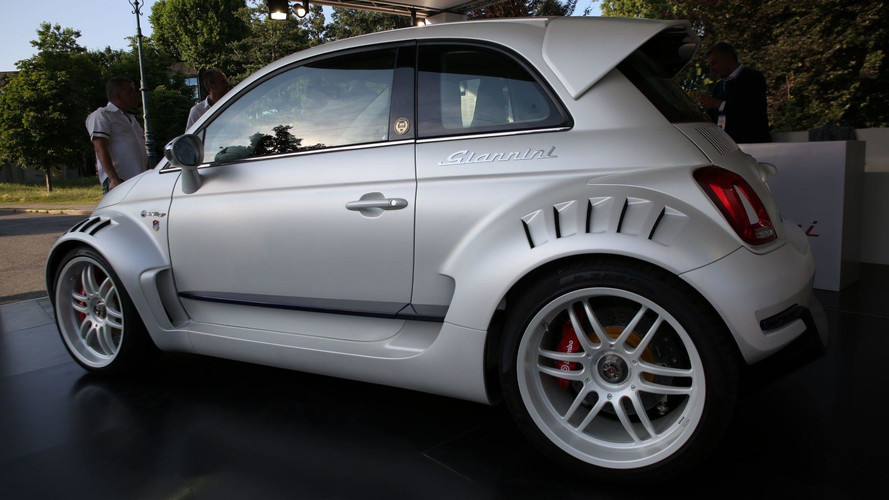 Fiat 500 Giannini
