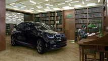 BMW i3 screenshots from the new ad