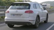 Volkswagen Touareg 2017 fotos espia