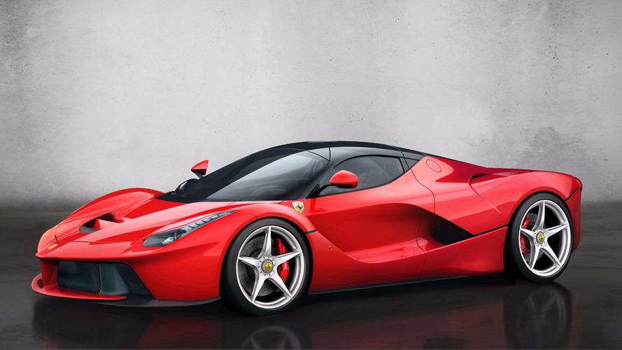 Ferrari LaFerrari pode ser destruído na África do SUl