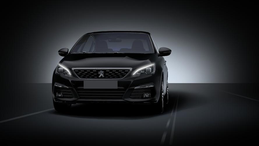 2018 Peugeot 308 facelift leaked official images