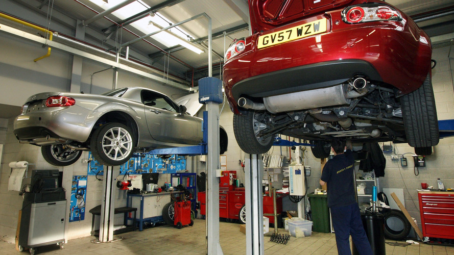 Car data grab could see servicing price hike