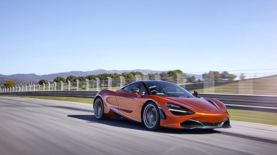 Des supercars sur les Grands Prix de F1