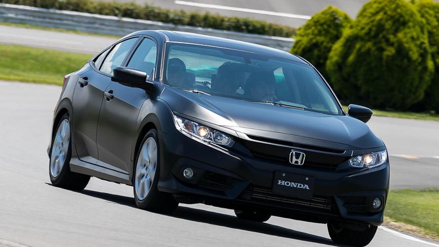 Honda Civic pode ganhar câmbio de dupla embreagem - e nós já o dirigimos!