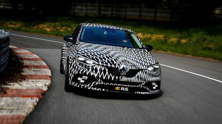 2018 Renault Megane RS manuel ve EDC seçenekleriyle gelecek