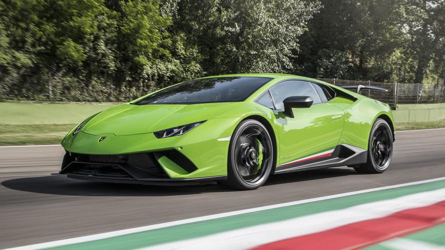 Lamborghini V10 ve V12 motorları mümkün olduğu sürece kullanacak