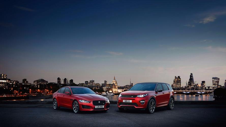 Jaguar Land Rover Registers Westminster, XJS, Landy, And Other Names