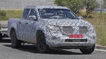Mercedes Clase X 2017 fotos espía