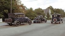 Model otomobilleri gerçeğe dönüştüren sanatçı