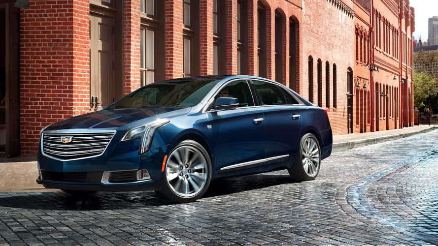 2018 Cadillac XTS Gets Updated With New Design Cues, Added Tech