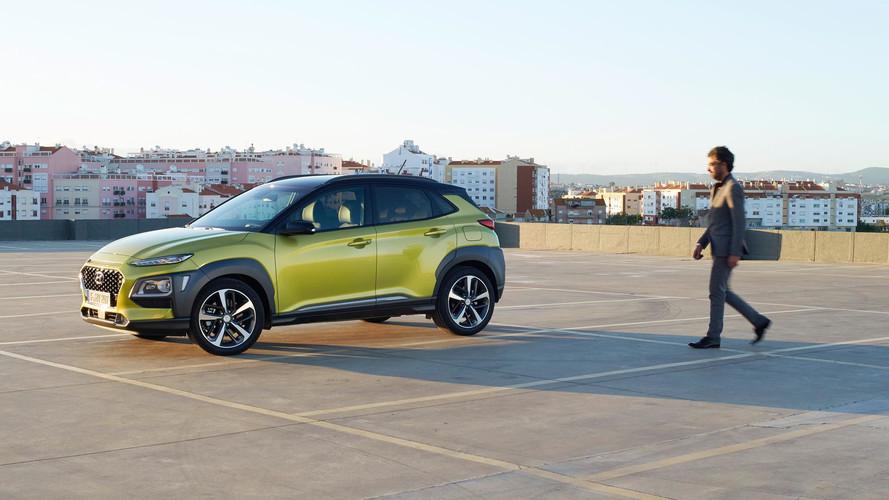 Hyundai Kona 2018 - Galeria